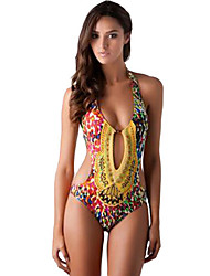 Бикини(Желтый) -Жен.-Плавание / Пляж