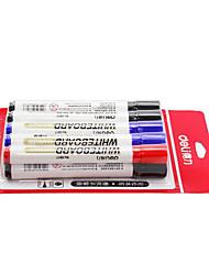Whiteboard-Spezialstift rot, blau, schwarz kann Büro wischen liefert eine Schachtel mit 7 schwarz 2 blau 1 rot