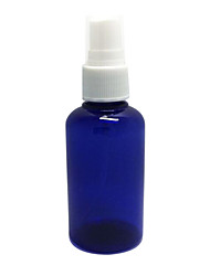 Cosmetic Bottle Others Plastic Blue