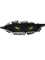 3D Cat's Eyes Car Stickers, Personality Car Stickers