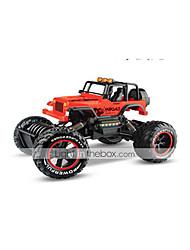 Buggy HJ 9972 1:12 Brushless Eléctrico RC Car 50KM/H 2.4G Rojo / Amarillo Listo para UsarCarro de control remoto / Mando a