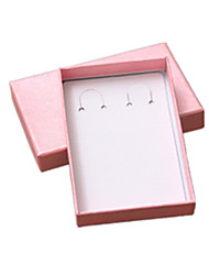 Pink Color, Other Material Packaging & Shipping Keychain Packaging Box A Pack of Nine