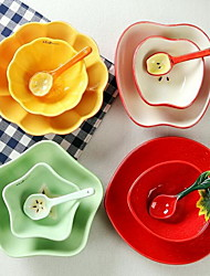 Japanese Strawberry Fruit Bowl Plate