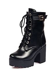 Women's Heels Spring / Fall / WinterHeels / Cowboy / Western Boots / Riding Boots Motorcycle Boots / Bootie / Combat