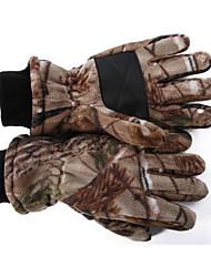 gants de cyclisme en plein air / gants de vélo / gants de moto / gants de camouflage d'hiver
