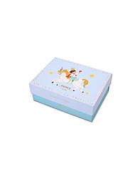 emballage&expédition bleu prince de petite taille boîte d'emballage 21 * 15.5 * 7.5cm cadeau