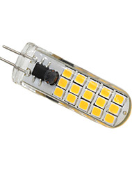 G4 Dimmable 4W 280lm 2835SMD-30LED Warm White Bi-pin Lights (AC/DC12V)