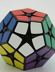 / Cube velocidade lisa 2*2*2 / MegaMinx / Cubos Mágicos Arco-Íris ABS