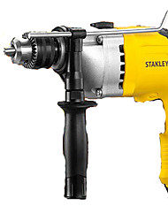 Stanley Industrial Household 220 V Drill Multi-Function Control And Reversing Impact Dual-Use Electric Hand Drill Suits