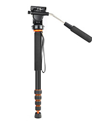SL188 SLR Photography Camera Monopod Support Hydraulic Head Camera Monopod Foot