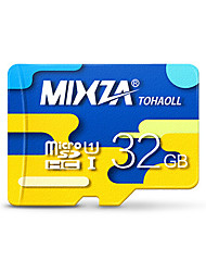 MIXZA 32Go TF carte Micro SD Card carte mémoire UHS-I U1 Class10