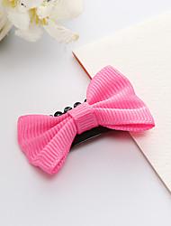 Women Fabric Hair Clip,Cute