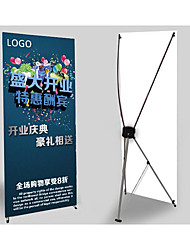 Custom Poster Shelf Advertising Stand Display Stand