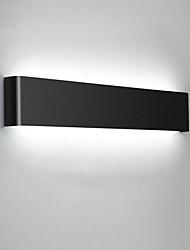 28 Inch 24W Modern Brief Aluminum LED Wall Lights for Livingroom Under Cabinet Lights Stair Light Bathroom Mirror Lamp