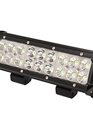 "KAWELL® 54W 9"" CREE LED Light for ATV/Jeep/Boat/Suv/Truck/Car/Atvs/Fishing light  Spot and Flood Combo Beam"