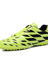 Femme-Sport-Bleu / Vert / Rouge-Talon Plat-Confort-Sneakers-Polyuréthane
