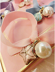 Women Pearl / Fabric Hair Tie,Cute / Casual