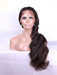 Joywigs Fashion Body Wave Brazilian Virgin Hair Lace Front Wig