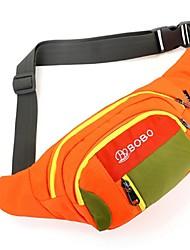 Women Nylon Sports / Outdoor Waist Bag