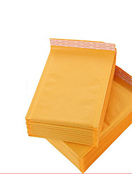 Yellow Bubble Envelope Bags  Kraft Paper Envelopes  Envelopes Bubble Envelopes Bubble Bag Courier A Package Of Five
