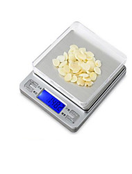 Precision Kitchen Mini Electronic Scales Measurement Range 500G0.01G