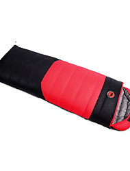 Sleeping Bag Mummy Bag Single -5 Goose Down 1500g 210X80 Hiking / Camping KEEP WARM / Compression / DesertFox