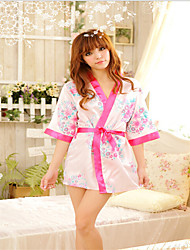 Women Uniforms & Cheongsams / Chemises & Gowns Nightwear,Spandex