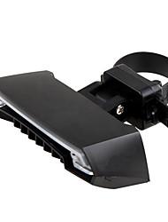 Eclairage de Velo,Eclairage ARRIERE de Vélo / Eclairage sécurité vélo / Ecarteur de danger-3 Mode 85 Lumens Facile à transporterbateri
