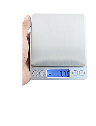 Precision Mini Electronic Jewelry Scale(Weighing Range: 3KG/0.1G)