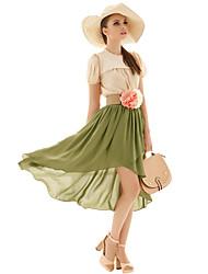 Western Princess Joannekitten Frauen reiz alle passenden Wellen Röcke