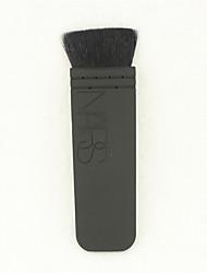 1 Conjuntos de pincel Escova de Cabelo de Cabra Cobertura Total Madeira Rosto Outros