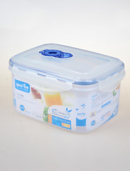 Yooyee BPA Free Plastic Vacuum Food Storage Container (1600ml)