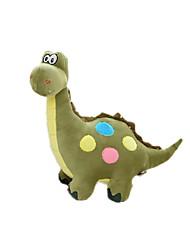 Farbe Cartoon-Dinosaurier Puppe netten Plüschspielzeug