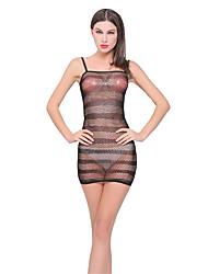 Costumes Vêtement de nuit Homme,Sexy Jacquard Nylon Spandex