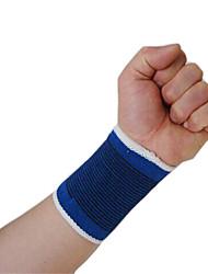nova malha de algodão movimento do pulso quente segurança desportos basquetebol de treinamento apoio para o punho 1 par