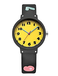 KEZZI® 2016 new arrvial  colorful cartoon kid quartz watch 1281