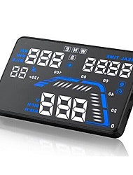 auto gps responsable mondial up display automobile q7 hud hud