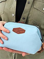 Multi Function Portable Fashion Cotton Makeup Bag Lovely Cotton Wash Bag