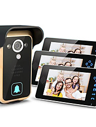 2.4 G Wireless Video Intercom Doorbell