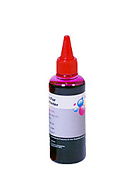 Canon Compatible Hp Printer Cartridges Filled With Ciss Inks (100MLBlue Ink And 100MLRed Ink In One Pack)