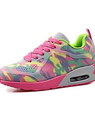Sneakers / Casual Shoes Women's Anti-Slip / Damping / Cushioning / Wearproof / Air Mattresses/Air Shoes / Ultra Light