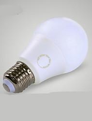 9W B22 / E26/E27 LED kulaté žárovky A60(A19) 18 SMD ≥600 lm Teplá bílá / Chladná bílá Ozdobné AC 220-240 V 1 ks