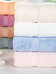 Cotton Plain Long-staple Cotton Towel