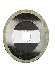 lâminas de diamante 100 × 20, Modelo: 100 × 20 × 1,6, diâmetro externo: 100 (mm), diâmetro interno: 20 (mm)