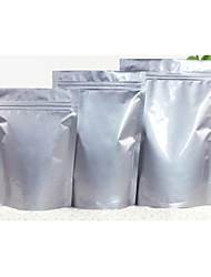 15*22+4cm Thick Aluminum Foil Food Packaging Bag Tea Bag Self Sealing Bag