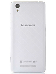"Lenovo A858T 5.0 "" Android 4.4 Smartphone 4G ( Double SIM Quad Core 8 MP 1GB + 8 GB Blanc )"