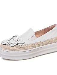 Women's Flats Spring / Summer / Fall Platform / Comfort / Novelty / Gladiator / Styles / Round Toe / Closed Toe / Fashion Boots / Flats
