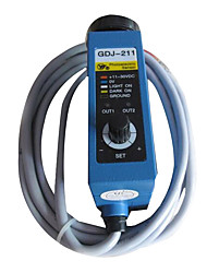 Color Code Sensor GDJ - 211 Induction Identification to Distinguish Colors