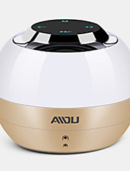 AIDU Portable Wireless Bluetooth Mini Card Car Subwoofer Small Stereo (A1)