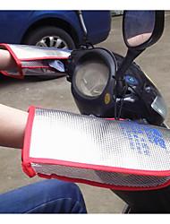 motocicleta verão luvas para cobrir luva carro elétrico modelos impermeável protetor solar UV femininos grossas